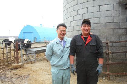 【8月】酪農ヘルパー体験募集しています!